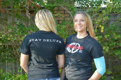 "Image of ""Stay Deluxe"" Shirt"
