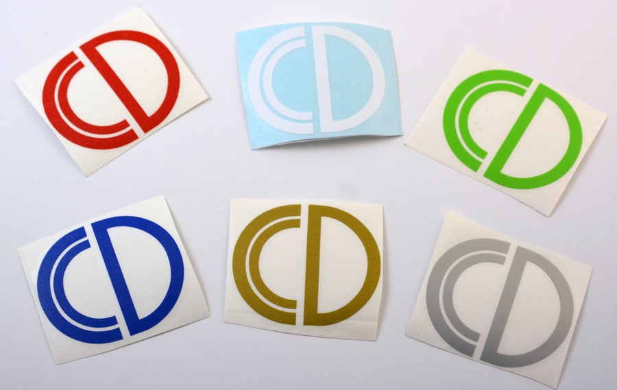 Image of Deluxe Stickers
