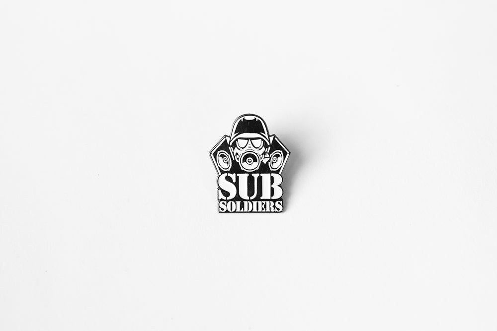 Image of Sub Soldiers OG Pin Badge
