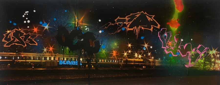 Image of 'Stockholm Dreams' 1997 by Kaos, Marr and Rocco