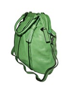 Image of BALLOON ZIP shoulderstrap green