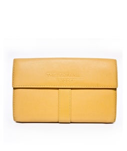 Image of WALLET STRAP yellow