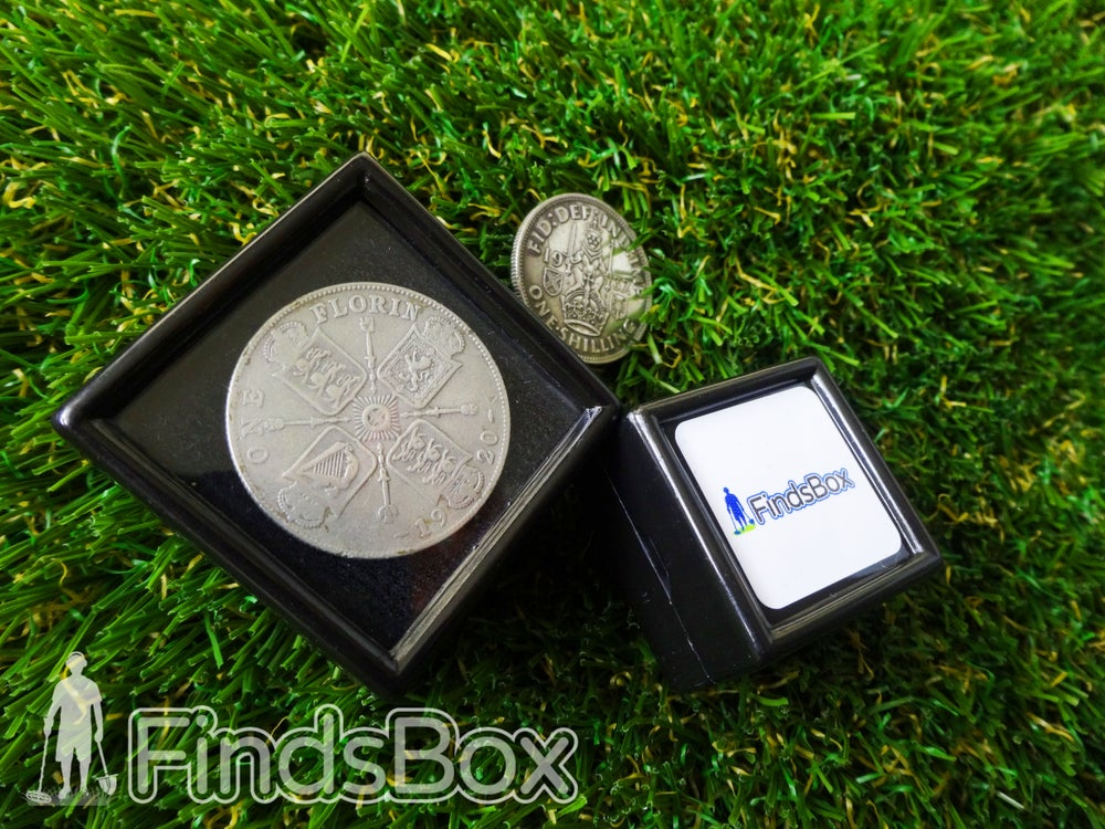 Image of Metal Detecting Display & Protect Medium Box