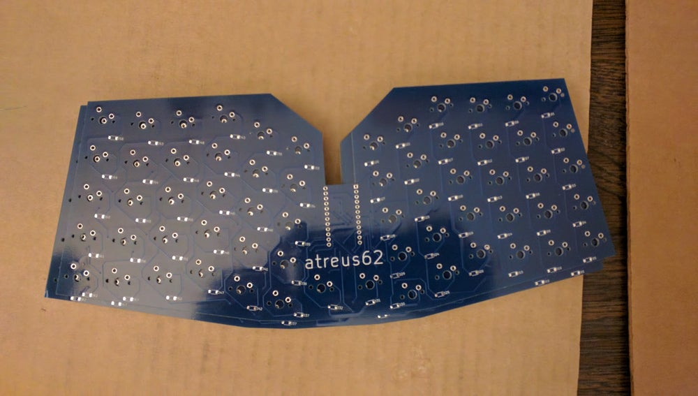 Image of Atreus62 PCB