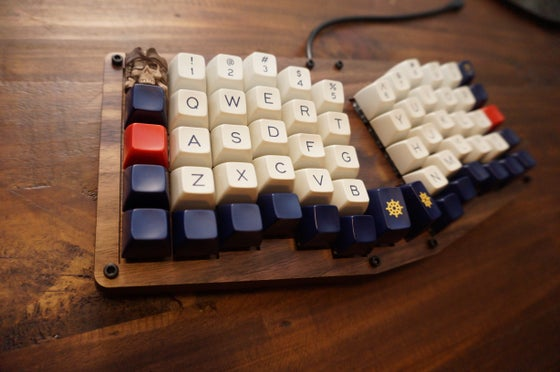 Image of Atreus62 Keyboard
