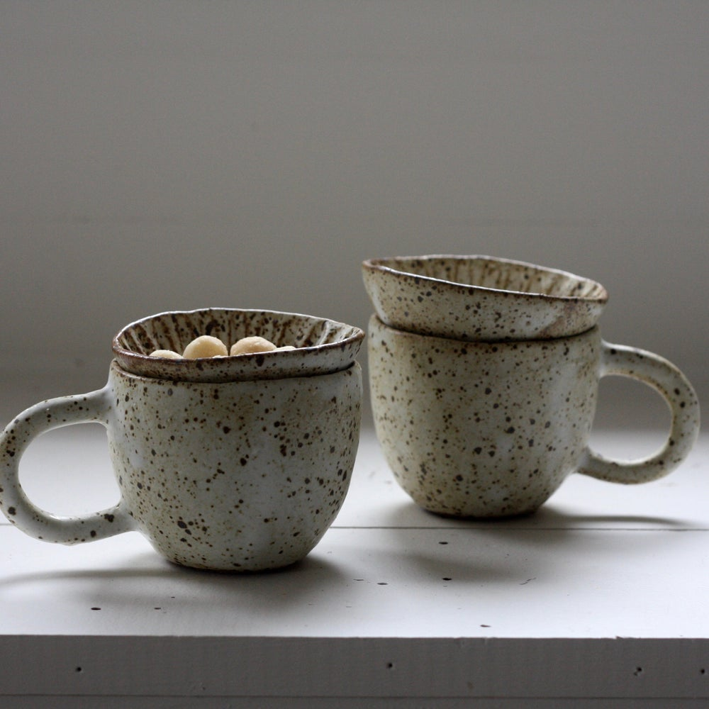 Image of Scullery Made - Bespoke Teacup Set