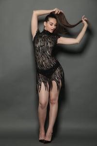 Image of Zgallerie dress black
