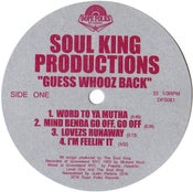 "Image of SOUL KING PRODUCTIONS ""GUESS WHOOZ BACK"" EP"