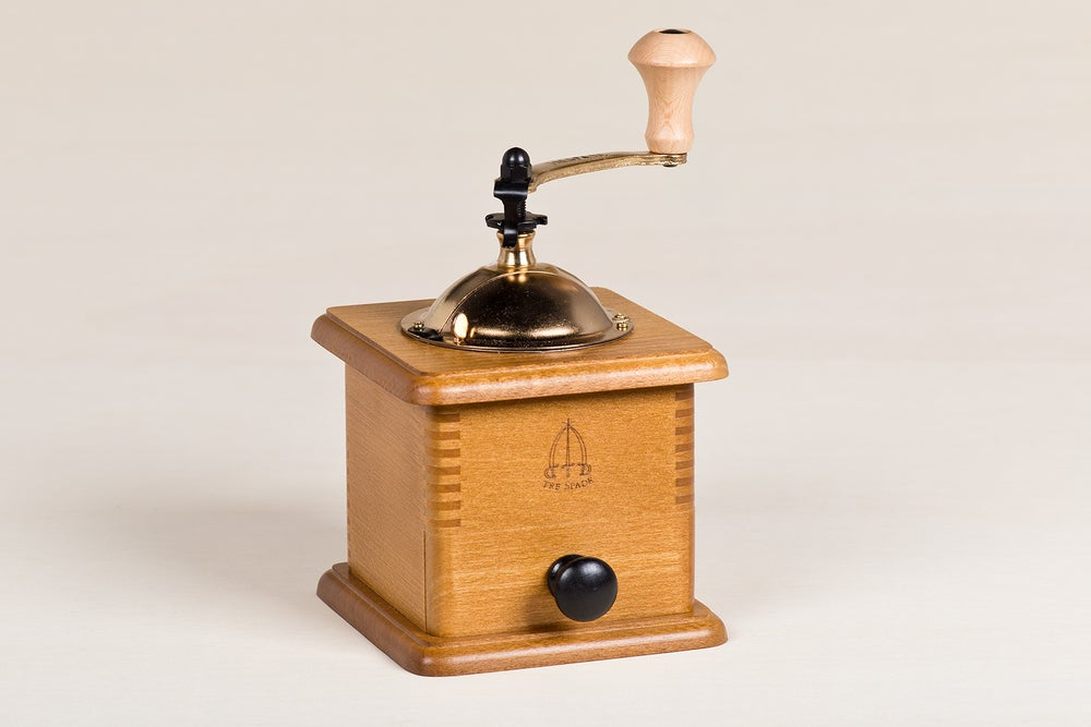 Image of MACINACAFFE' / COFFEE GRINDER, SINCE 1894