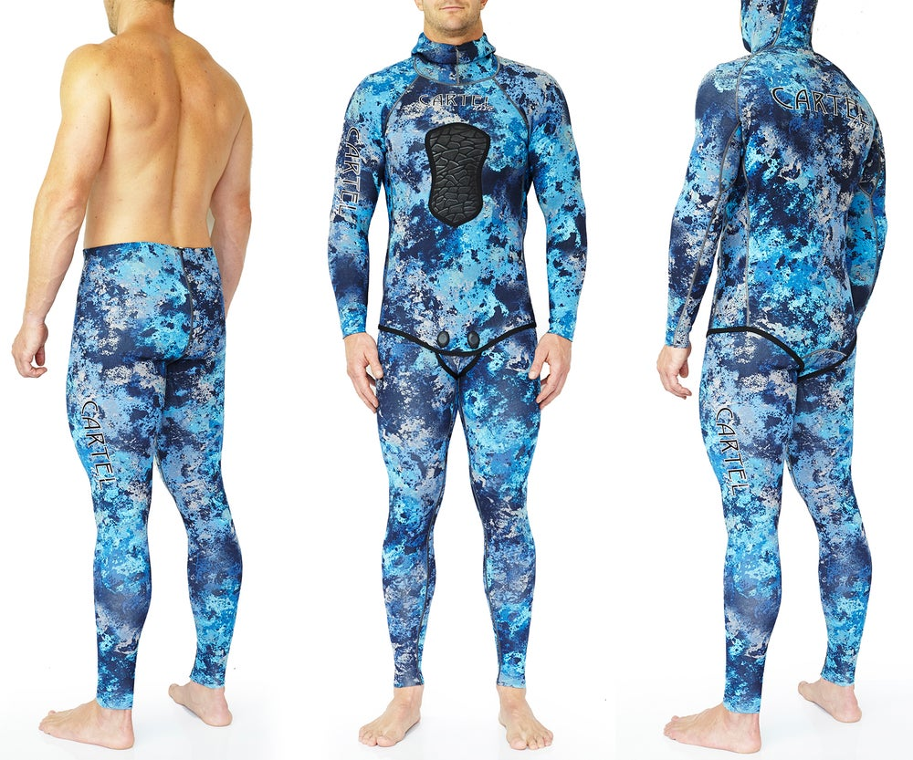Image of Cartel Dive Covert Spearfishing Wetsuit 1.5mm Reduced From $379