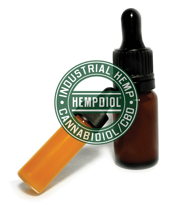 Image of Hempdiol® CBD Vegetable Glycerin Vape / E-Juice