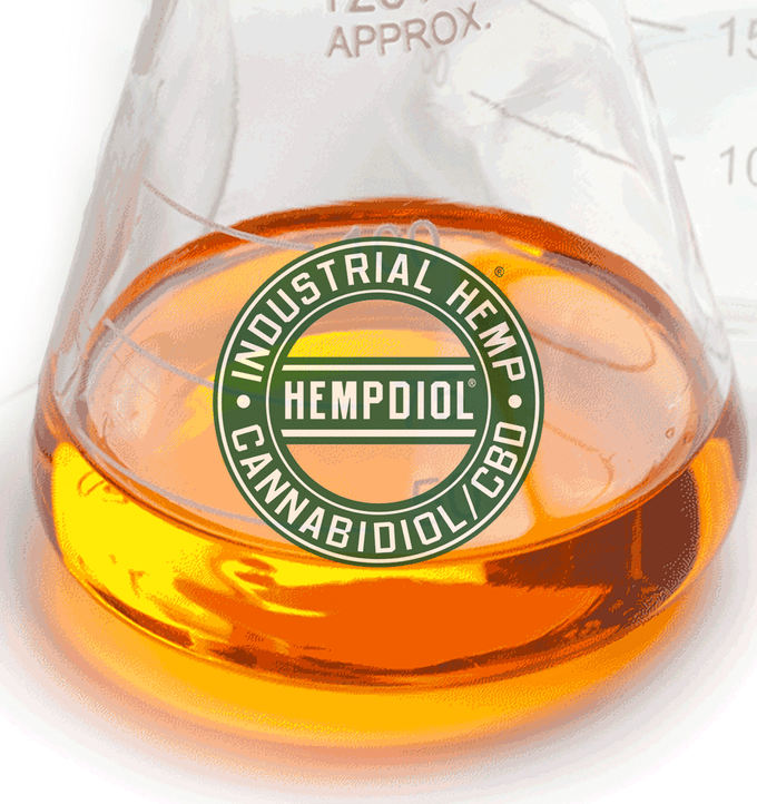 Image of Hempdiol® CBD Oil / Tincture
