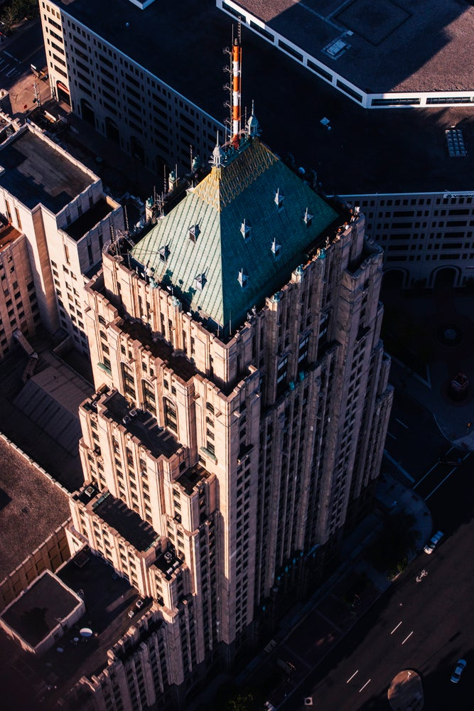 Image of Fisher Building