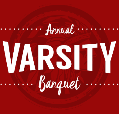 Image of Annual Varsity Banquet Ticket(s)