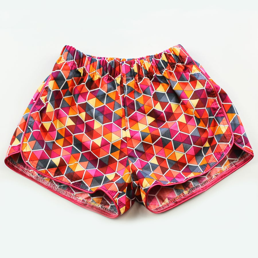 Image of Little Traveller Shorts - Marrakesh