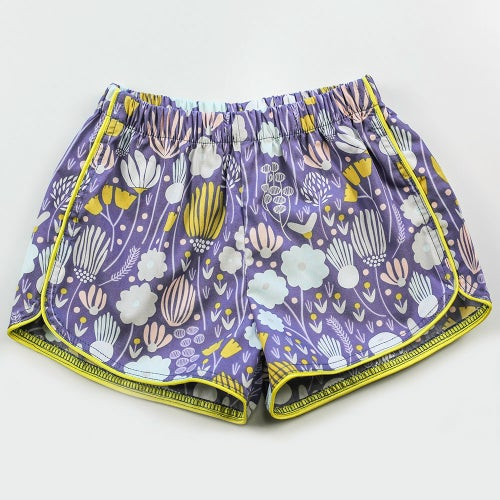 Image of Little Traveller Shorts - Bloom