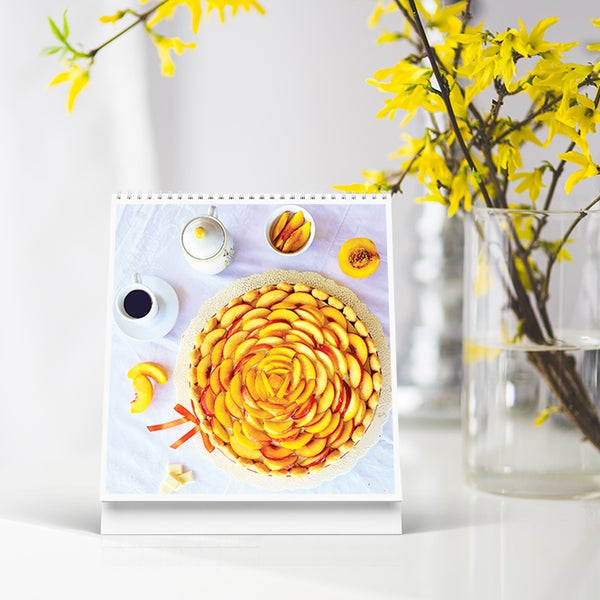 Image of Desk calendar 2017