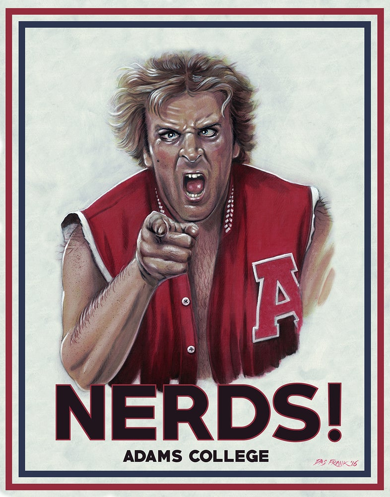 Image of NERDS!
