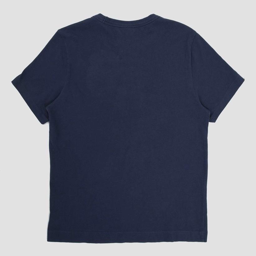 Image of Reebok X Garbstore OK 3D T-Shirt 3M Blue/Red