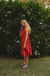 Image of LONG PARACHUTE DRESS