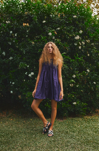Image of SHORT PARACHUTE DRESS