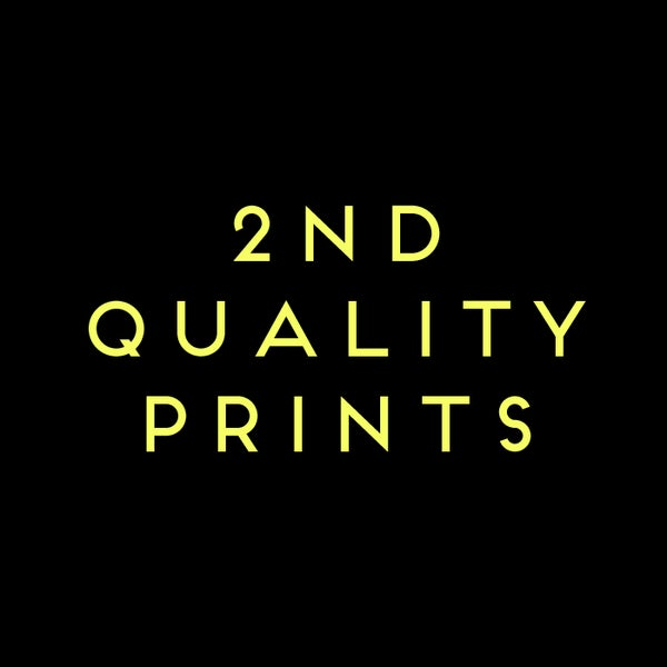 Image of 2nd Quality Prints