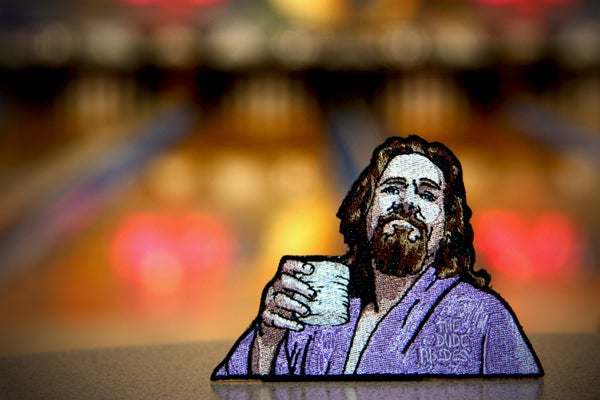 Image of Badass #8 : The Dude Abides