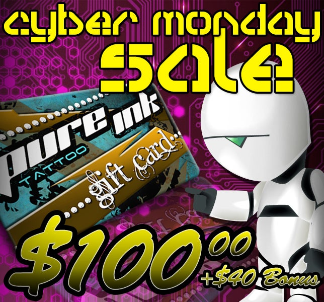 Image of Cyber Monday Gift Card Sale