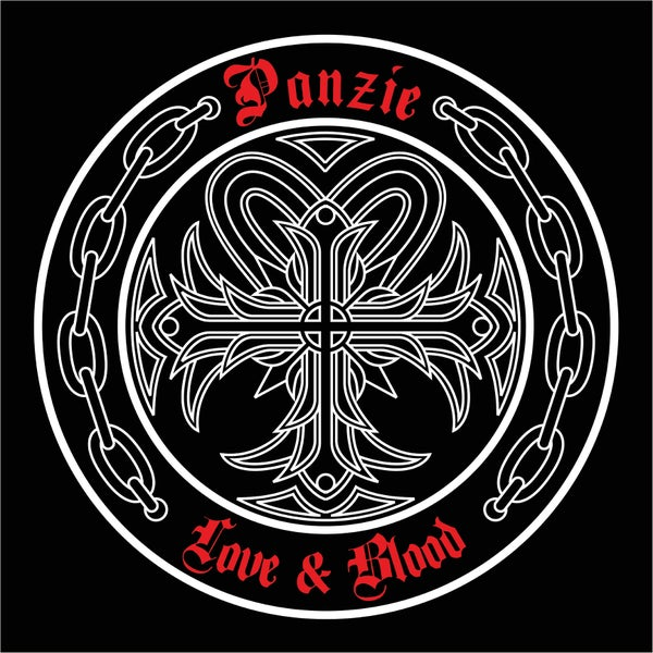 Image of LOVE AND BLOOD CD