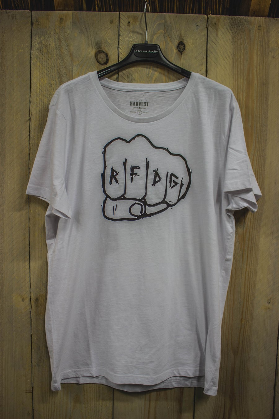 Image of Fist - Logo eco Tshirt v2