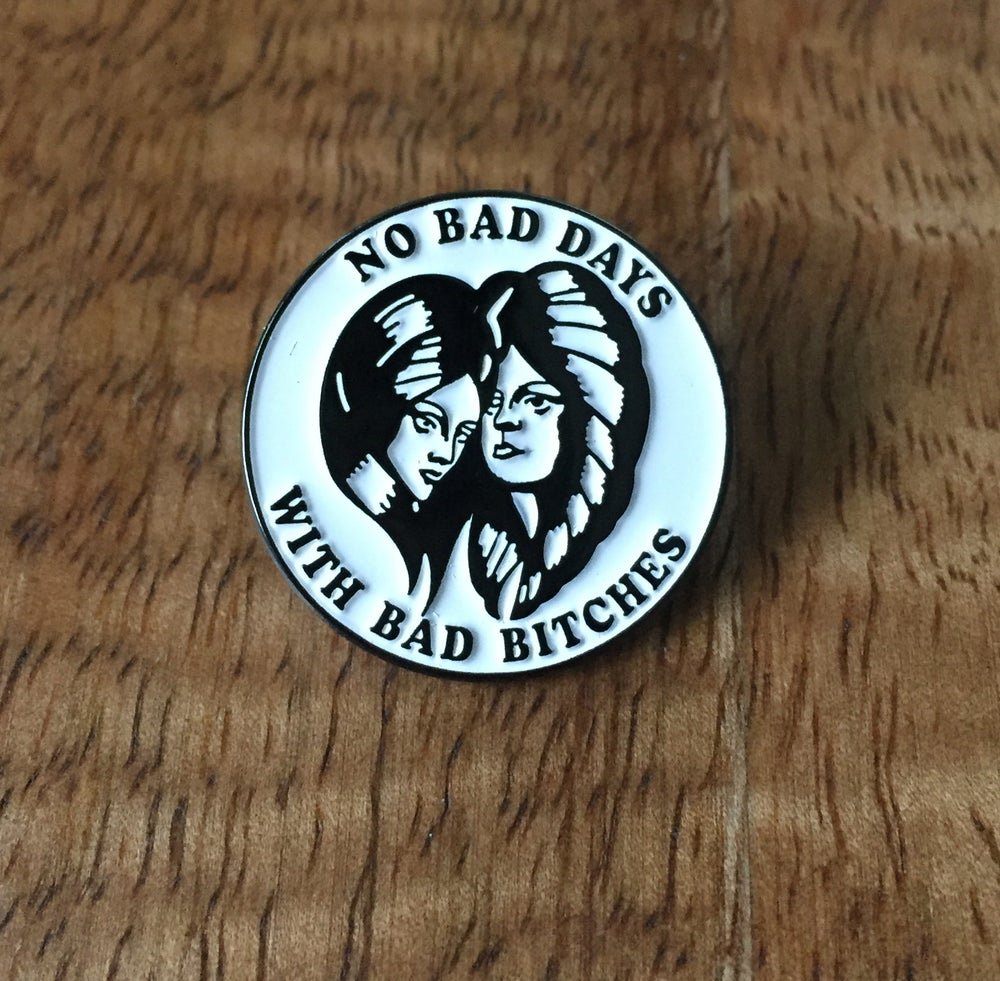 Image of BAD PIN