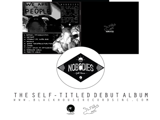 Image of The Self-Titled Debut Album