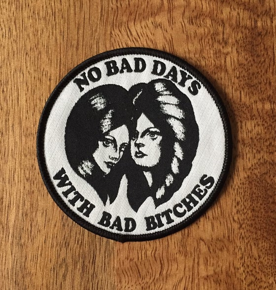 Image of BAD PATCH