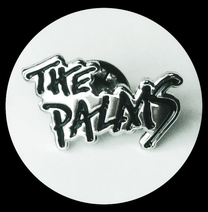 Image of The Palms Logo Pin