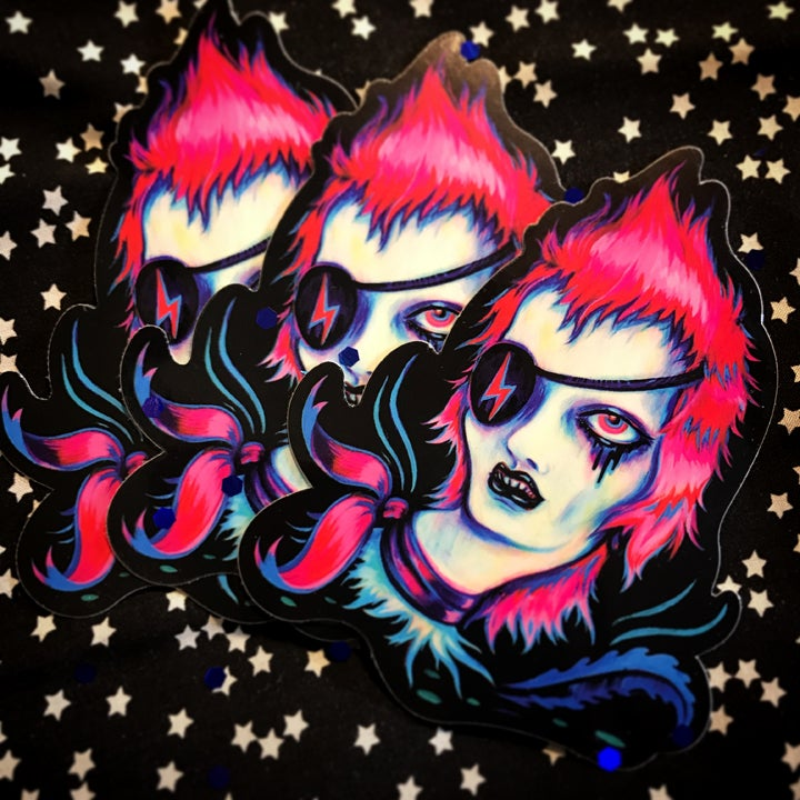 "Image of ""Bowie Sticker 3-Pack"""
