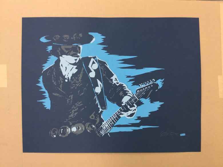 Image of Stevie Ray