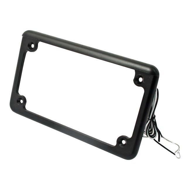 Image of MCS LICENSEPLATE FRAME-LED
