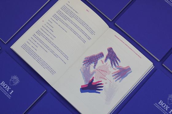 """Image of ENVÍO EUROPA - Libro """"Box 1: historia del corazón que sembró una galaxia en un cuerpo eléctrico"""""""