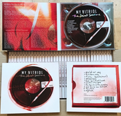 Image of CD: My Vitriol - Secret Sessions *limited numbered* CD