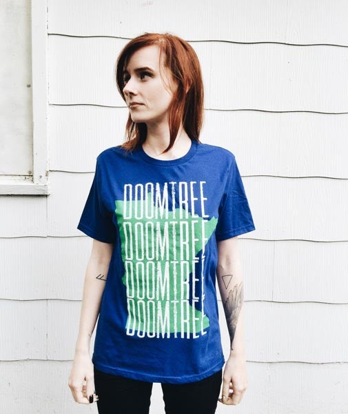 Image of Doomtree Minnesota Blue Shirt