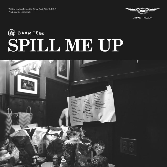 Image of Spill Me Up - Doomtree