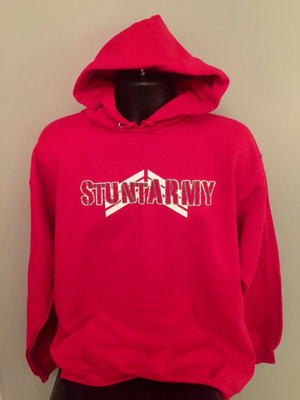 Image of Standard Issue Hood RED