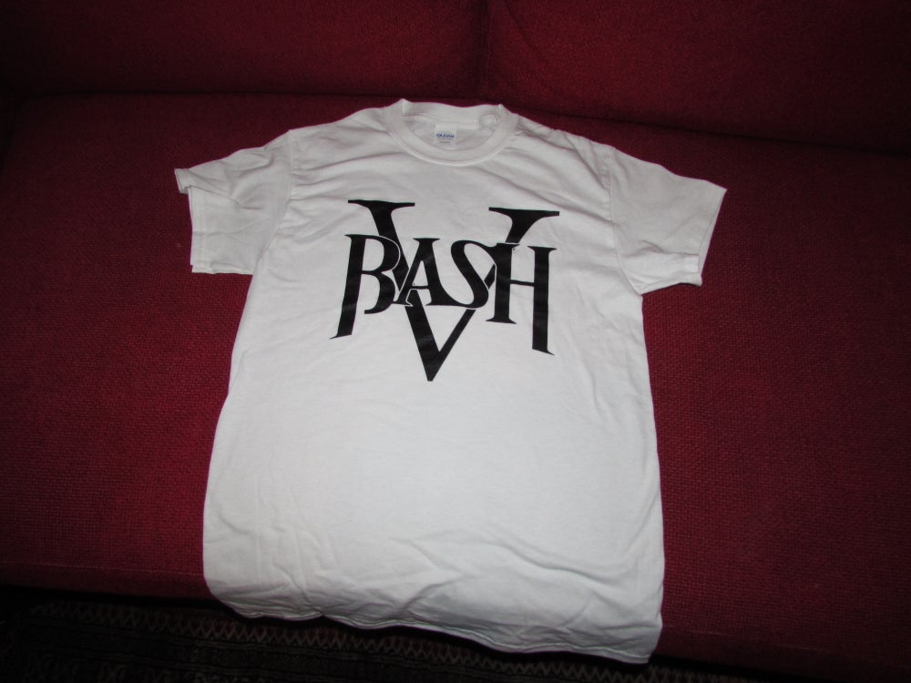 Image of BASH V T-Shirt (White)
