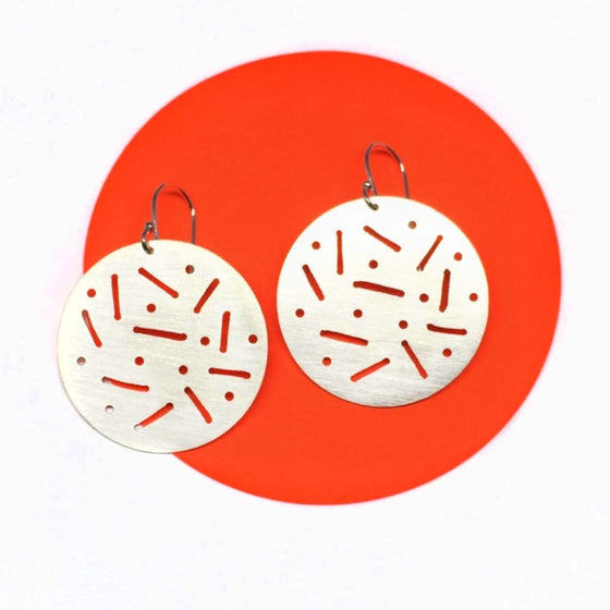 Image of Dot Dash Earrings