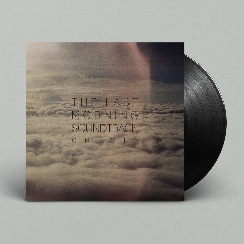 """Image of EP """"Ghosts"""" [Vinyle]"""