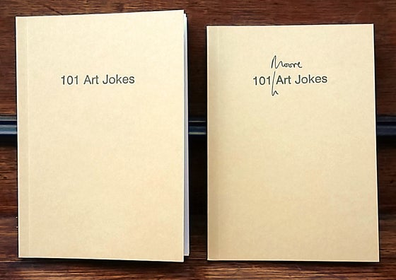 Image of 101 Art Jokes and 101 'Moore' Art Jokes