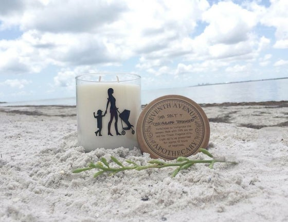 "Image of ""Take Me Away"" Candle"