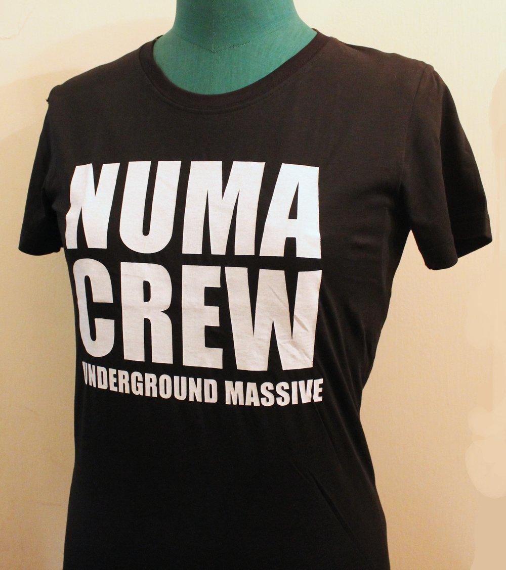 Image of Numa Crew Old Skool T-shirt x Ladies