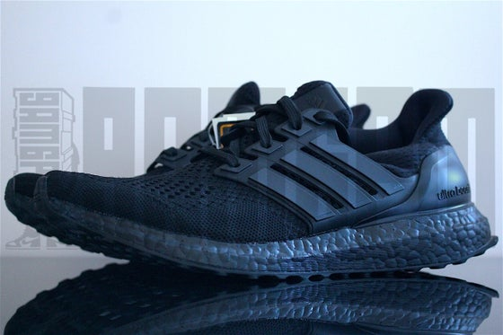 "Image of Adidas ULTRA BOOST LTD ""TRIPLE BLACK"""