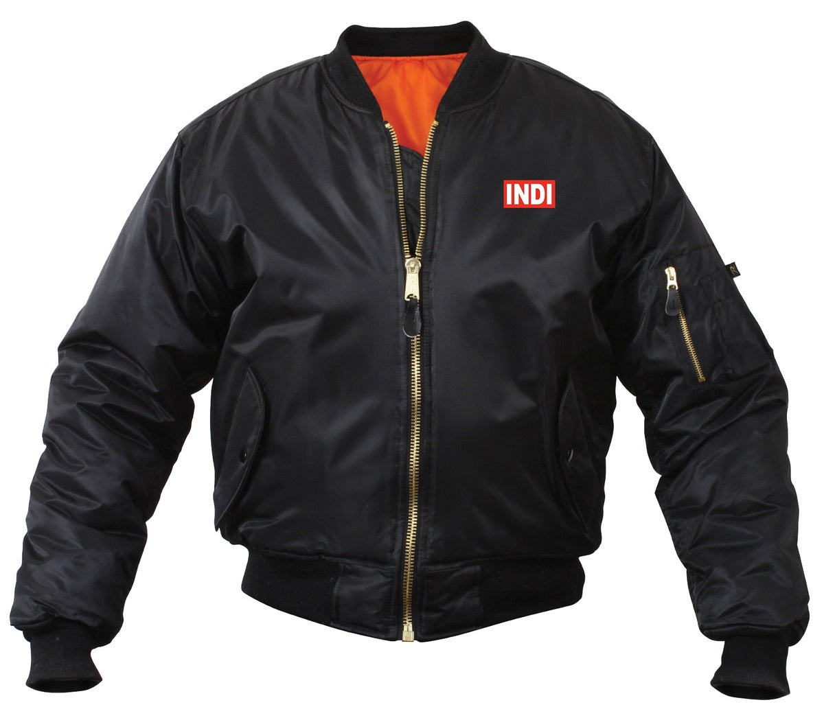 Image of INDI Bomber Black